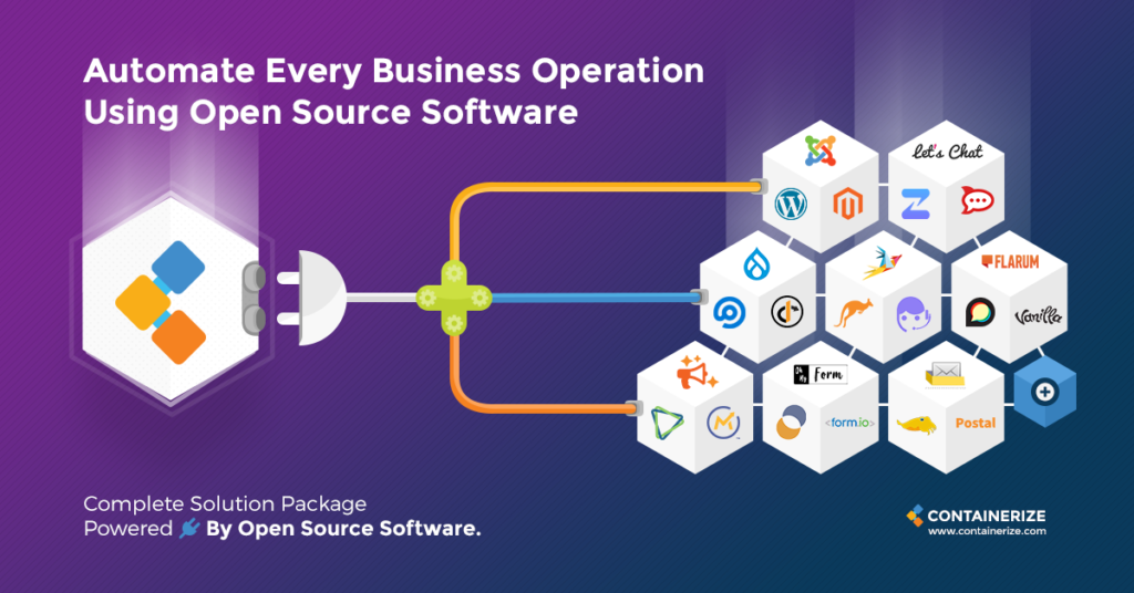 Automate Business Operations With Free Open Source Software