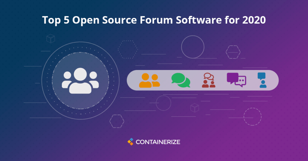 Top 5 Open Source Forum Software For 2020