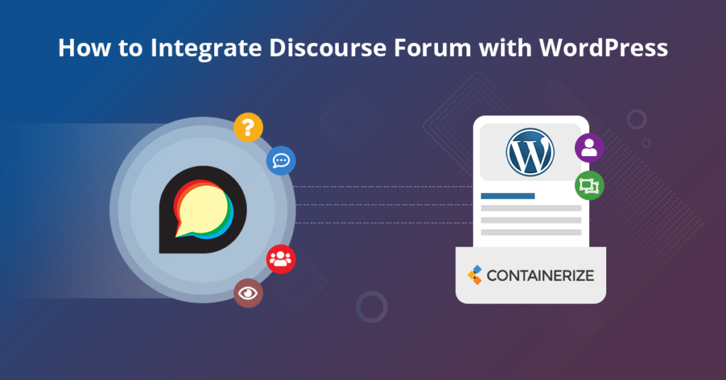 Integrate Discourse with WordPress