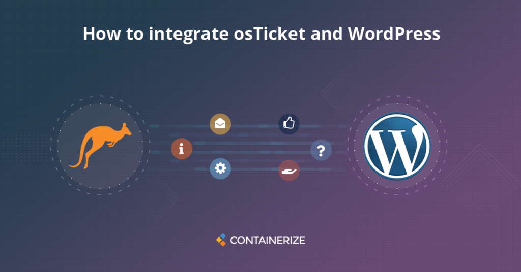 OsTicket and WordPress integration