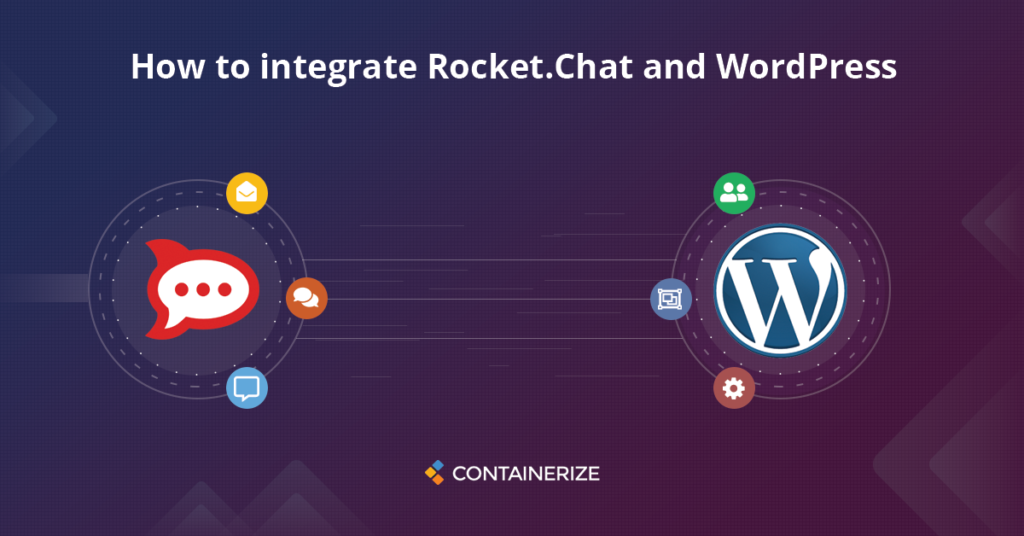 Communicate with customers using WordPress and Rocket.Chat