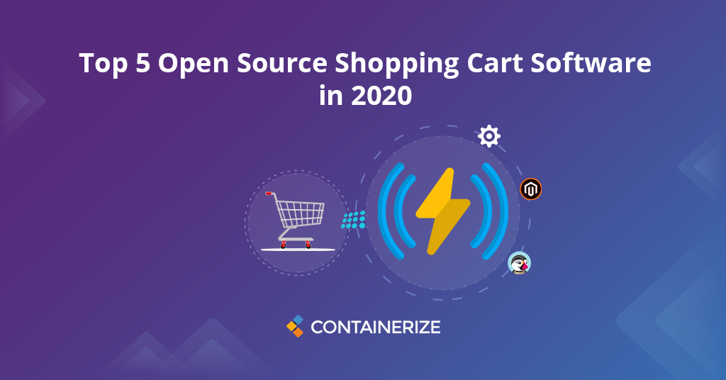 Top 5 Open Source Shopping Cart Software in 2020