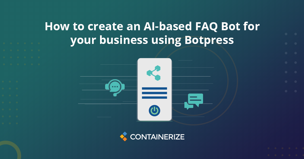 FAQ Bot for your business using Botpress