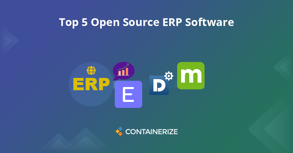 Top 5 Open Source ERP Software For Your Business