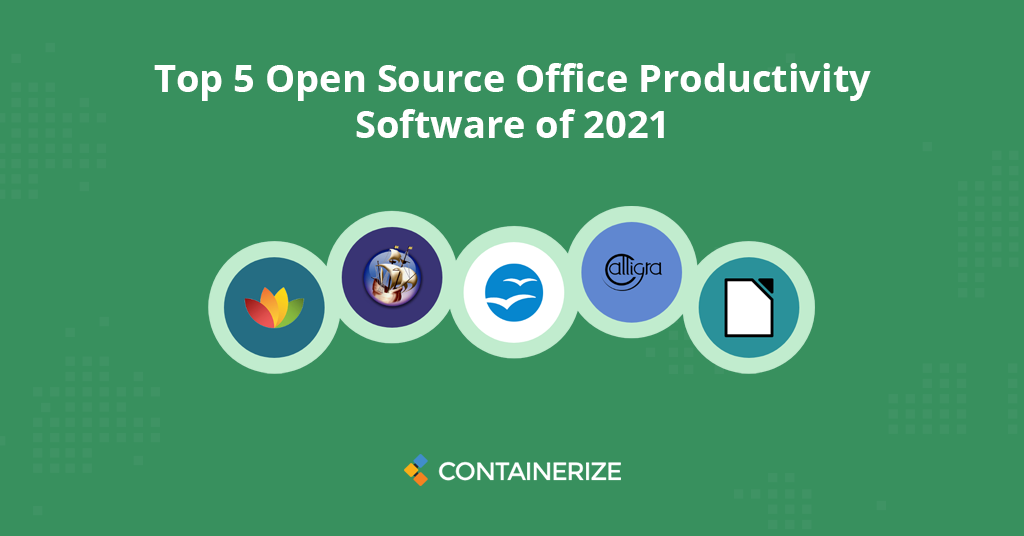 open-source office productivity software