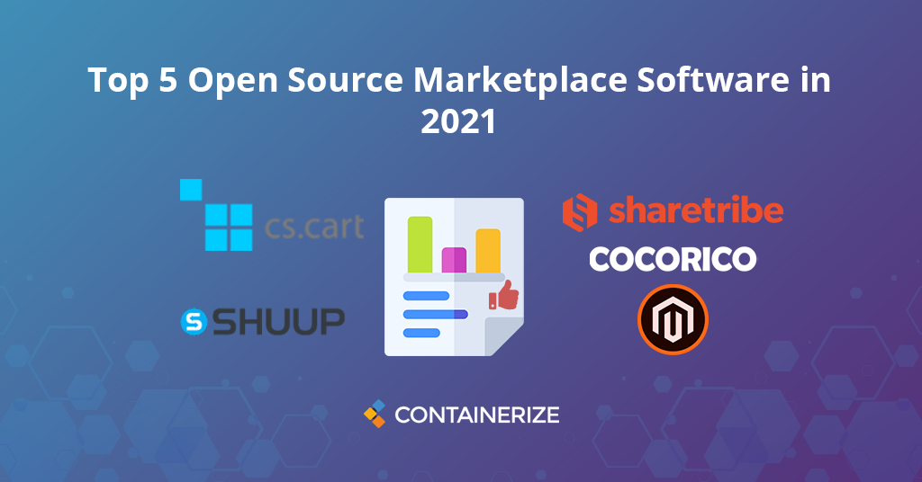 Open Source Marketplace Software in 2021
