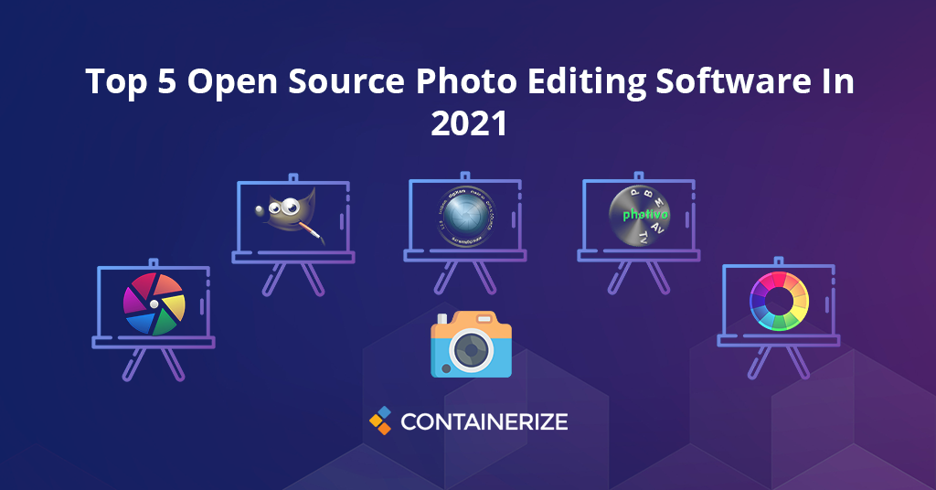 Top 5 Open Source Photo Editor Software In 2021