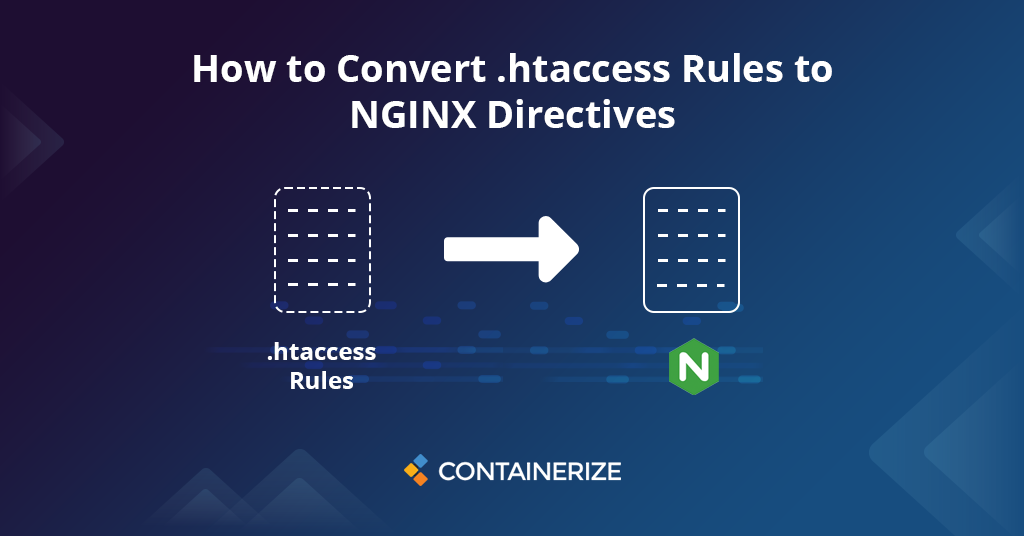 Convert .htaccess Rewrite Rules to Nginx Directives