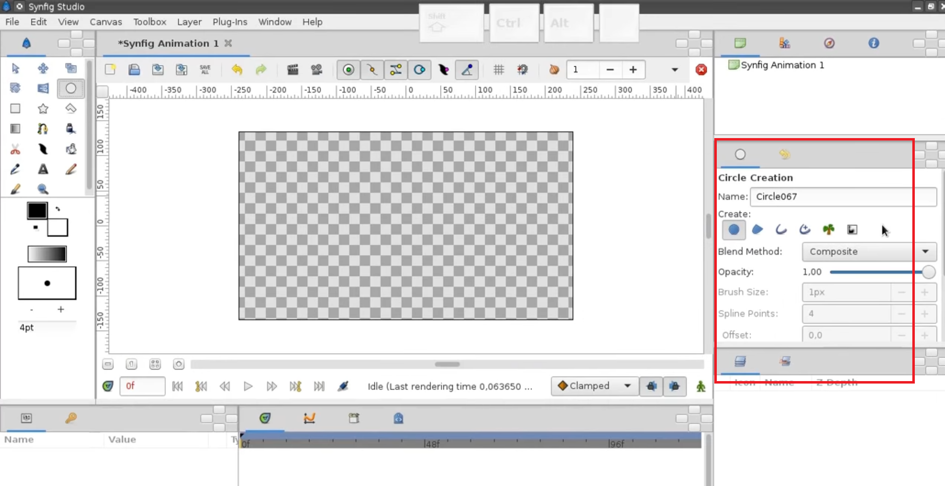 Synfig Tutorial  An Open Source 2D Animation Software