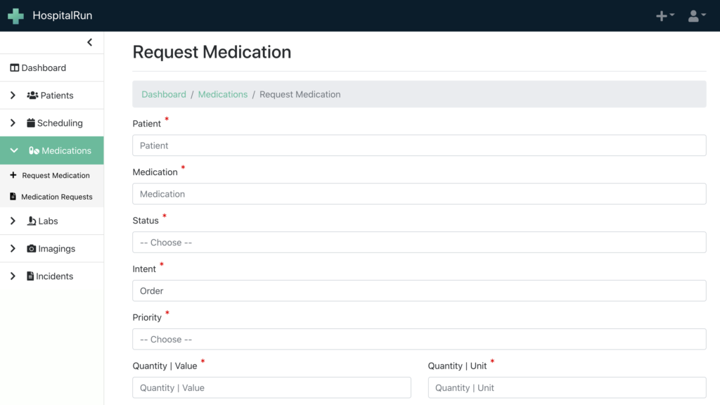 medical record management system